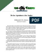 De Los Apeninos a Los Andes