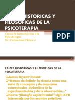 161262387 Raices Historicas y Filosoficas de La Psicoterapia