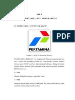 PT. Pertamina (persero) IV Cilacap