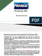 Presentation ProVisual
