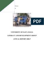 LDG Annual Report 2007