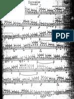 Estudio de Concierto No 2_