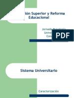 Educación Superior y Reforma Educacional (1)