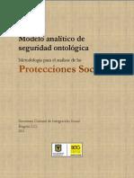 Modelo Analítico de Seguridad Ontológica