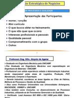 TREINAMENTO+GESTÃO+DE+PROCESSOS+E+QUALIDADE+PRAGMA+E+ALOYSIO