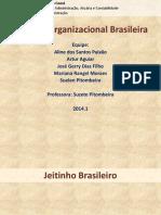 Slides Cultura Org Brasileira