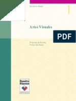Programa de Estudio Artes Visuales 1° medio