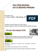 Regulasi Pangan