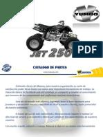Jet 250 Yumbo