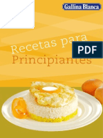 Cocina Primerizos