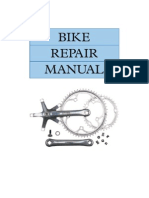 Bicycle Repair Manual - Chris Sidwells