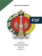 Laporan Bahasa Indonesia
