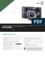 NX1000 English