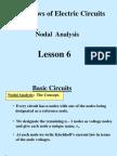 Lesson 6 Nodal Analysis