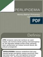 Hiperlipoproteinemia-hiperlipidemia
