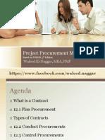 pmp09procurementmanagement-130907034720-