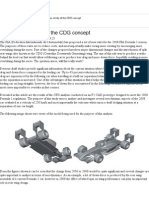 Aerodynamic Study of the CDG Concept - F1technical