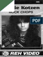 Richie Kotzen - Rock Chops