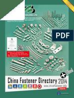 China Fastener Directory 2014 PLUS 1