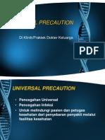 Universal Precaution