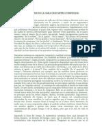 Síntesis y Análisis de La Obra Descartes Compendio Musical