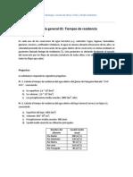 Practica Hidrologia Tiempo de Recidencia
