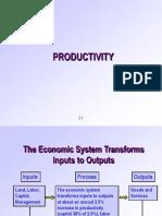 (Productivity) Final