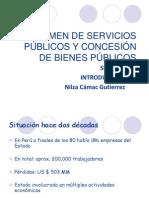 Asociaciones Público Privadas y Concesiones Sesión i