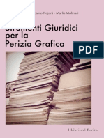 Strumenti Giuridici Per La Perizia Grafica - I Libri Del Perito 1
