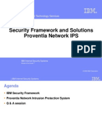 3 Proventia Network IPS