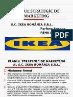 IKEA-Model Completare Plan de Marketing2013