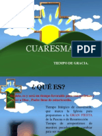 Cuaresma II