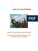 Boat Leela of Lord Krishna PDF