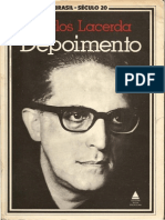 Carlos Lacerda - Depoimento