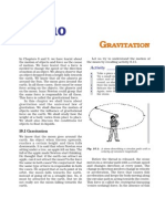 Class9 Science Unit10 NCERT TextBook gravitation