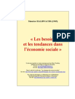 Besoins Eco Sociale