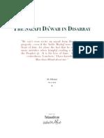 Salafi Dawah in Disarray Albani Said