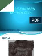 Middle Eastern Mythology PPT
