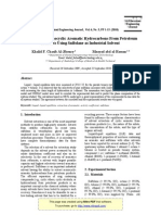 Extraction Paper by Khalid F. Chasib Al-Jiboury