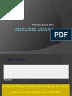 11. Air Analysis