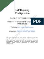 dunningconfiguration- ECC6