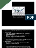 92675133 Green Architecture