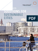 Solutions for Sustainable Cities - Copenhagen