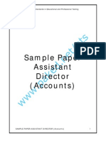 AD Accounts