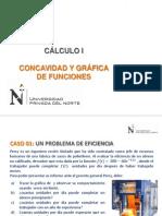 Concavidad y Gráfica de Funciones