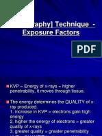 radiography_technique__-_exposure_factors