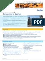 Product Line Sulphur En