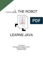 Karel the Robot Learn Java