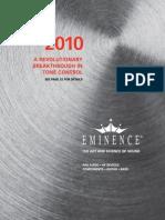 2010 Eminence Catalog