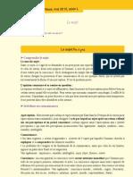 Bac_Sujets de Philosophie Term L, ES, S
